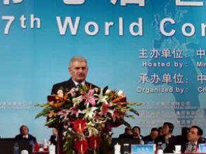 Yıldırım: Çin'le işbirliklerimiz artacak