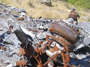 Meksika'da uçak düştü: 7 ölü