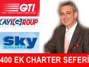 GTI, Antalya-Almanya uçuşlarını artırıyor