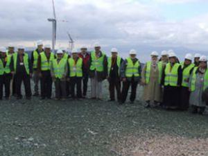 Borusan Enerji, Bandırma'da RES'i tanıttı