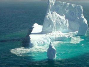 Patagonya ve Alaska'daki buzullar eriyor