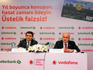 Vodafone'dan çiftçilere hasat kampanyası