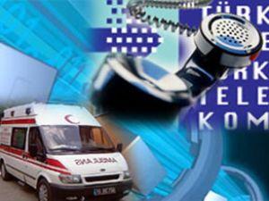 Telekom'un Ev Avantajı, hayat kurtardı