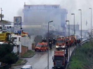 Metrodaki yangın kontrol altına alındı