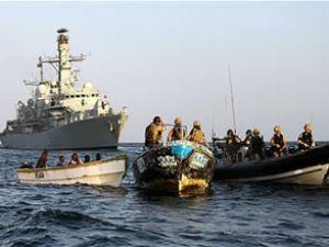 Deniz haydutları Panama gemisini kaçırdı