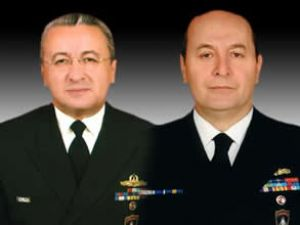 Darbecilerin hedefindeki amiraller