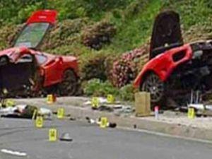 Ferrari 360 Challenge ikiye bölündü