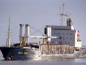 North Spirit isimli kuru yük gemisi battı