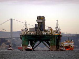 Exxon, Boğaz'a özel platform yapıyor