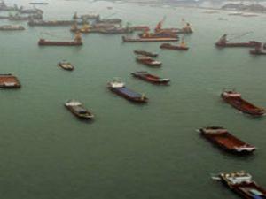 21 şilep ve tanker Şarköy'den demir aldı