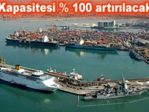 İzmir Limanı hizmet tarifesi değiştirilecek