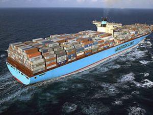 Maersk, 3 konteynır gemisini MSC'ye sattı