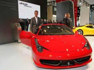 Ferrari 458 Italia Yılın Hızlı Otomobili oldu