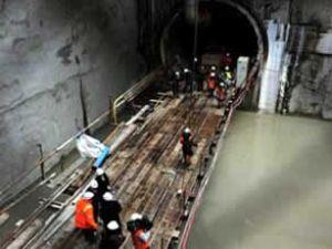Marmaray, 2013 yılında tamamlanacak