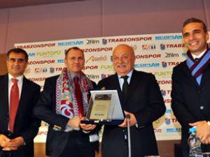 Trabzonspor'u Anadolu Ulaşım taşıyacak