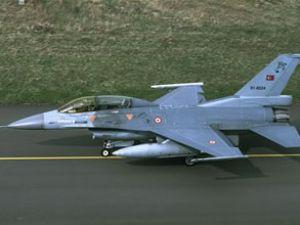 F-16 savaş uçağı yerli bellekle uçacak