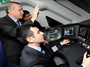 Konya-Ankara test sürüşleri başladı