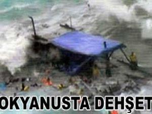 Tekne faciasında 30 kişi hayatını kaybetti