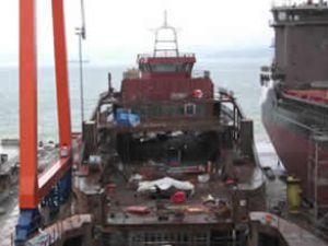 Gestaş'ın iki gemisi 15 Şubat'ta gelecek