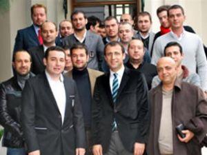 ODEK gençleri, Ahmet Paksoy'u ağırladı