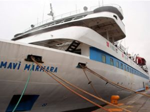 İstanbul, Mavi Marmara Gemisi'ni bekliyor