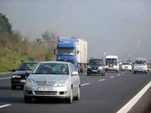 88 bin 672 adet taşıt trafiğe kaydoldu