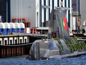 ThyssenKrupp'tan Portekiz'e denizaltı
