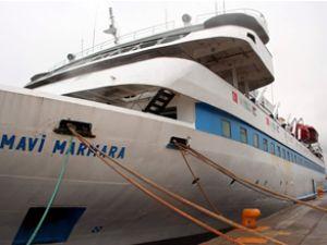Mavi Marmara yarın İstanbul'a geliyor