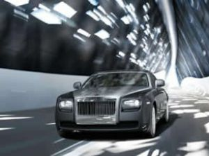 Rolls-Royce Ghost Ankara'da tanıtıldı