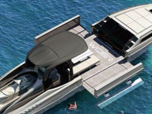 Wider 42, tekne tasarımında çığır açtı