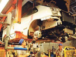 Otomobilde 2010'da 750 bin rekoru kırıldı