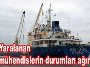Yaralanan Türk personel hayatını kaybetti
