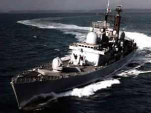 Mısır, savaş gemisinin inşasına başladı