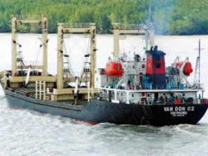 Van Don 02 gemisi Çin Denizi'nde battı