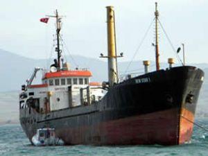 Gürcistan elindeki Türk gemileri bırakıyor