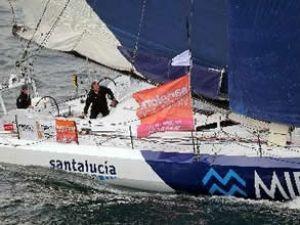 Barcelona World Race yarışı başladı