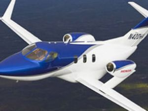 HondaJet, ilk test uçuşunu gerçekleştirdi