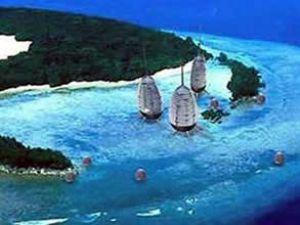 Geleceğin otelleri denizin üzerinde olacak