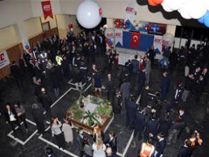 Turkish Ground Services, 1. yaşını kutladı