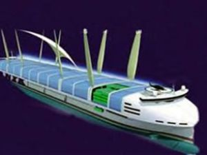 Nissan, çevreci gemi inşa edecek