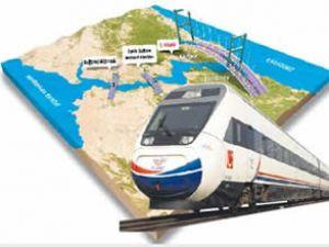 3. Boğaz Köprüsü'nden tren de geçecek