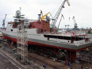 Rusya, 2010'da 14 gemi teslimatı yaptı