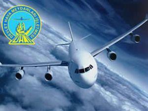 2012 yılı uçak trafiği sonuçları açıklandı