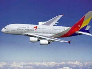 Asiana Airlines'ten 6 adet A380 siparişi