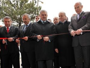 Türk Kızılayı Afet Operasyon Merkezi açıldı