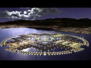 Depreme yüzen şehir çözümü getirildi