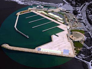 Yalova Yat Limanı canlanmaya başladı