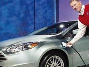 Elektrikli Ford Focus görücüye çıkarıldı