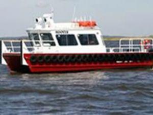 Axxis Drill, katamaran tekneleri teslim aldı