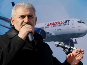 Ağrı Havaalanı'nın resmi açılışı 28 Ocak'ta
